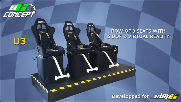 e6 LAB — High fidelity 6 DOF simulators — Developed for ellip6
